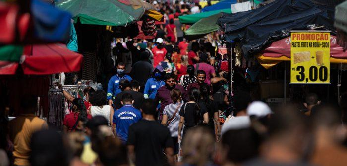 Brasil tem quase 9% dos casos e 12% de mortes por Covid-19 registradas no mundo