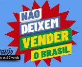 Live lança campanha nacional contra a privatização