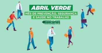 No mês em memória das vítimas de acidentes e doenças do trabalho, categoria sofre não somente com pandemia