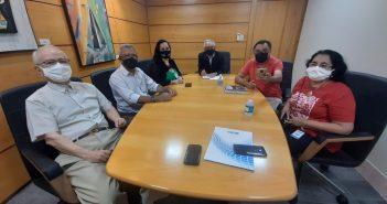 Não à MP 1052: Sindicato reúne-se com a Federação das Indústrias do Estado do Pará