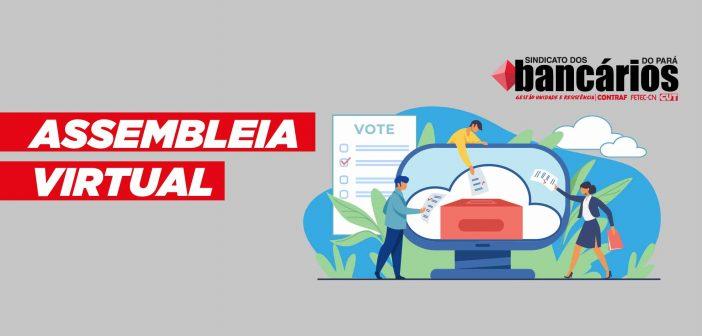 Sindicato convoca assembleia sobre ACT do Itaú para segunda 25