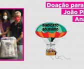 Sindicato Solidário leva alegria às crianças da Ilha João Pilatos