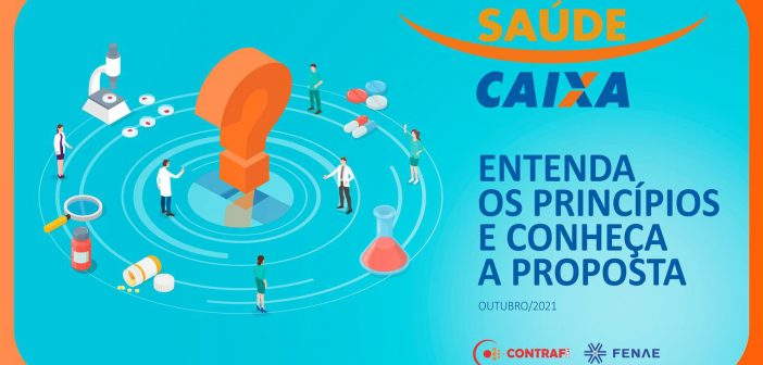 Saúde Caixa: votação para modelo de custeio e gestão acontece nos dias 28 e 29 de outubro
